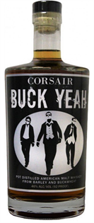 Corsair Whiskey Buck Yeah 750ml